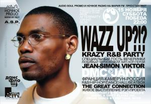 R&B PARTY – WAZZ UP!?!