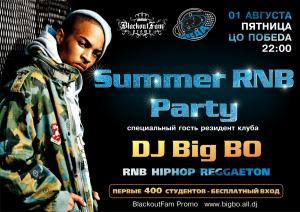 SUMMER RNB PARTY